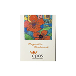 Magnetic Bookmark A Pair of Orange Flowers by CPAS GROW Artists