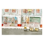 Heritage Print: East Coast Road Shophouse 2 by Patrick Yee
