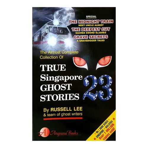 True Singapore Ghost Stories 23