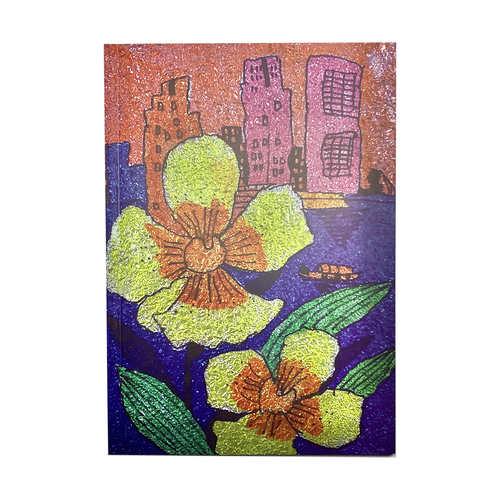 Notebook Artwork by Tan Bing Yao
