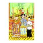 Heritage Postcard Wedding by Patrick Yee