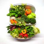 Handmade Miniature: Vegetable Stall by Madam Ang Miniature World