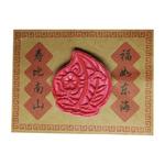 Handmade Accessories Longevity Peach Brooches Flower, 花 by Doe & Audrey