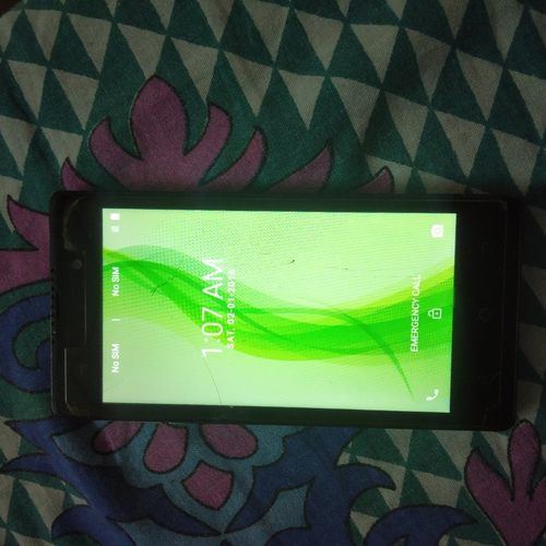 LYF F8 4G VoLTE With Bill and Charger