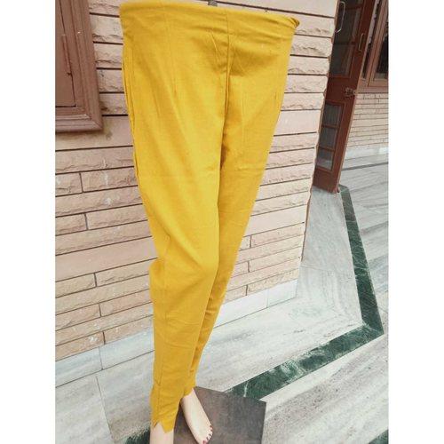 Cotton Yellow Pant set of 3 sizes