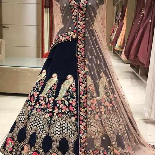 SL Fashion Elegant Bridal Lehenga