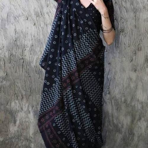 SL Fashion Malmal Cotton Saree