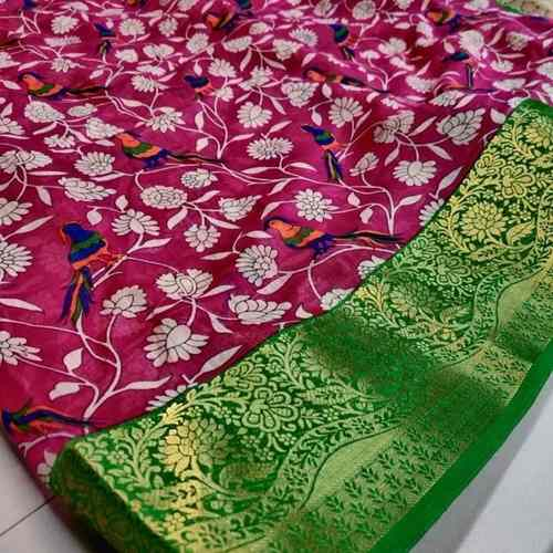 SL Fashion Pure Cotton Saree