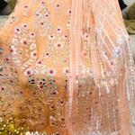 SL Fashion Pure Gorget Dress Material