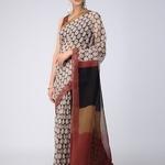 Kota Silk Printed Saree
