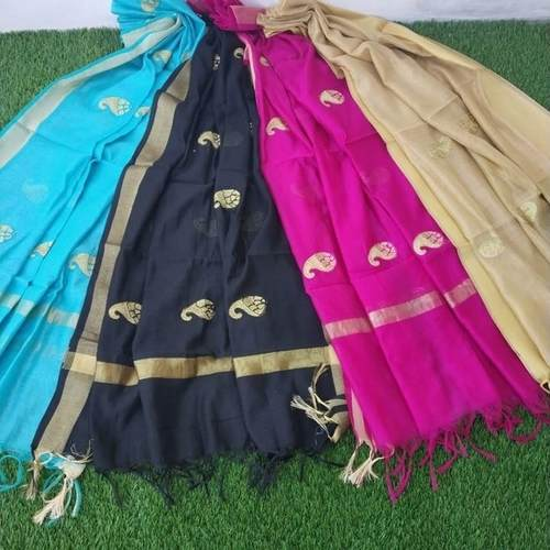 SL Fashion Chanderi Dupatta