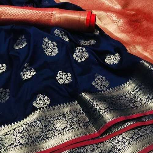 SL Fashion Soft Lichi Silk Saree