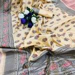 SL Fashion Tussar Silk Saree