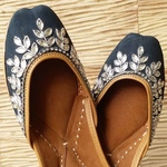 Genuine Leather Handcrafted Punjabi Jutti