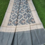 SL Fashion Chanderi Banarasi Dupatta