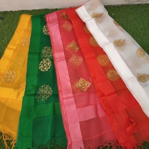 SL Fashion Orgenza Dupatta