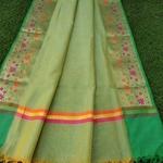 SL Fashion Chanderi Banarasi Dupatta