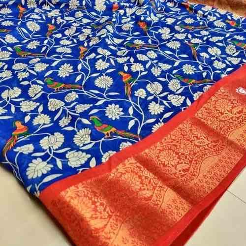 SL Fashion Pure Cotton Saree
