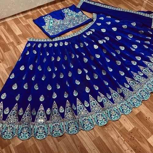 SL Fashion Elegant Fancy Lehenga