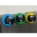 SOFT MEDICINE BALL  WALL BALLS