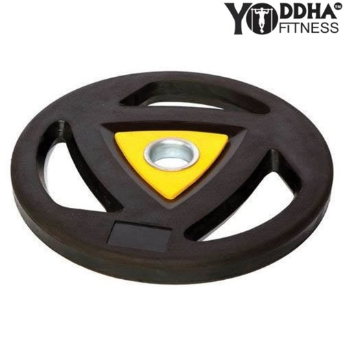 COMMERCIAL TRI GRIP WEIGHT PLATE