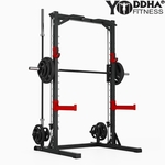 Squat Stand With Compact Smith System