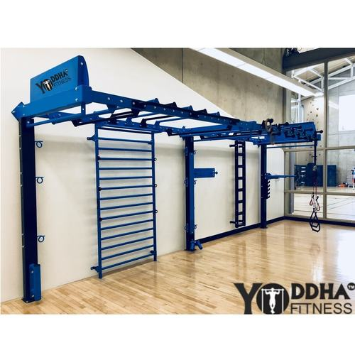 Functional Training Rig - Wall Mounted