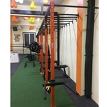 CROSSFIT RIG - WALL MOUNTED - WITH MONKEY BAR