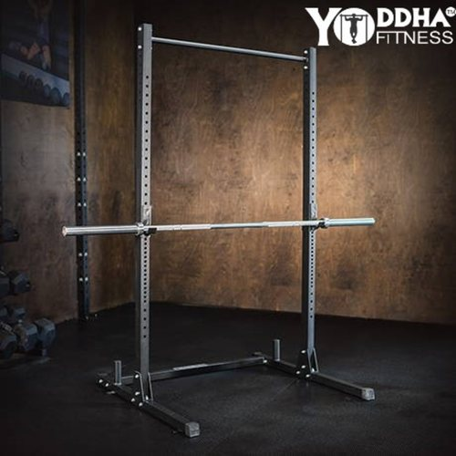 SQUAT STAND WITH PULL UP BAR