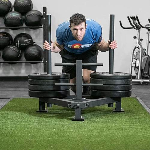 YODDHA FITNESS - Weight Sleds
