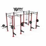 CROSSFIT RIG - GROUNDED - PULL UP RIG