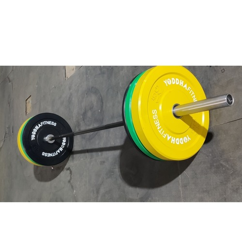 Olympic Weightlifting Set - Competition