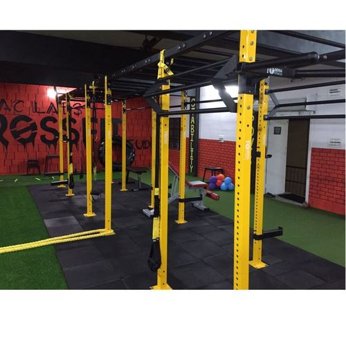 CROSSFIT RIG - STANDALONE - WITH MONKEY BAR