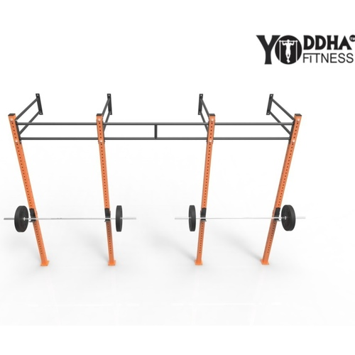 WAll Mounted Crossfit Rig