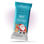 Christmas Gift, Personalize Chocolate Large Bar 100g