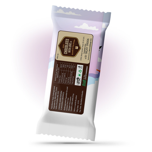 Baby Wishes Gift, Personalize Chocolate Large Bar 100g