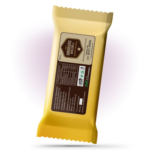 Diwali Gift, Personalized Chocolate Bar 100g