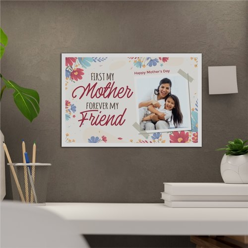 Mother's Day & Birthday Gifts for Mom, Personalized Tent Card