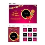 Gudi Padwa Gift, Assorted Chocolate Box - 1B9C