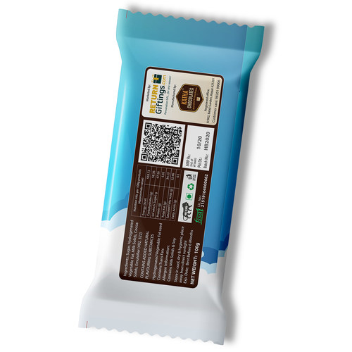 Makar Sankranti Gift, Personalize Chocolate Large Bar (100g)