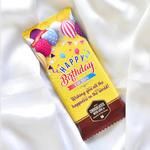 Birthday Chocolate Large Bar 100g