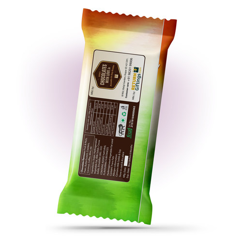 Republic Day Gift, Personalize Chocolate Large Bar 100g