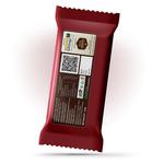 Birthday Chocolate Large Red Bar 100g