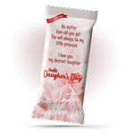 Daughters Day Chocolate Large Bar 100g