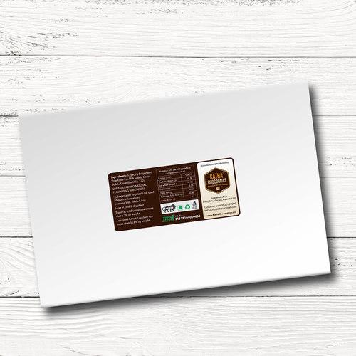 Ugadi Gift, Personalized Chocolate Box - 1B9C