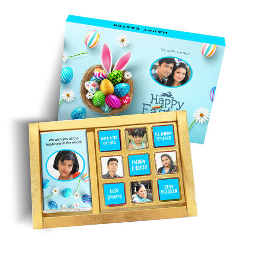 Easter Day Gift, Assorted Chocolate Box