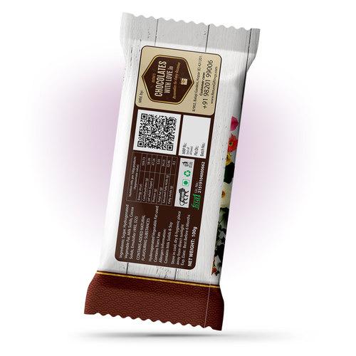 Teachers Day Gift Chocolate Large Bar 100g
