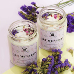 Let Me Sleep scented candle