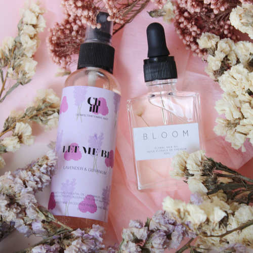 Stay-Home Bundle with LET ME BE mist