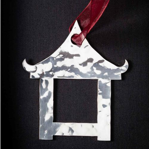 House - Stainless Steel Ornament